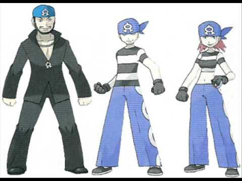 Pokemon RSE Music: Team Magma/Aqua Grunt Battle