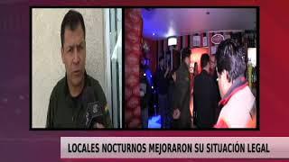 LOCALES NOCTURNOS MEJORARON SU SITUACIÓN LEGAL