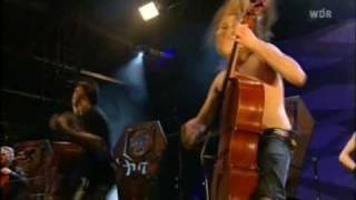 Apocalyptica - inquisition simphony (live at rock am ring 2005)