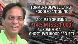 Arthur Yap, 2 ex congressmen face PDAF scam charges