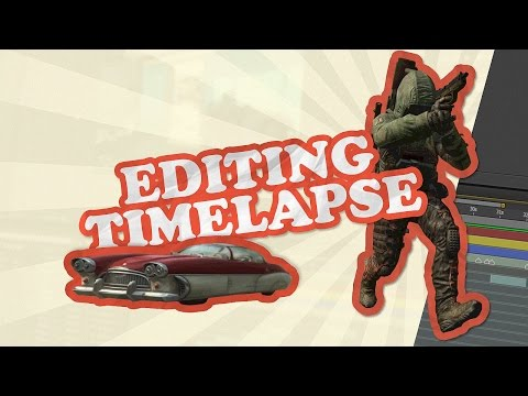 Red Jawzii - Editing Time Lapse #5 (Free CC Download!)