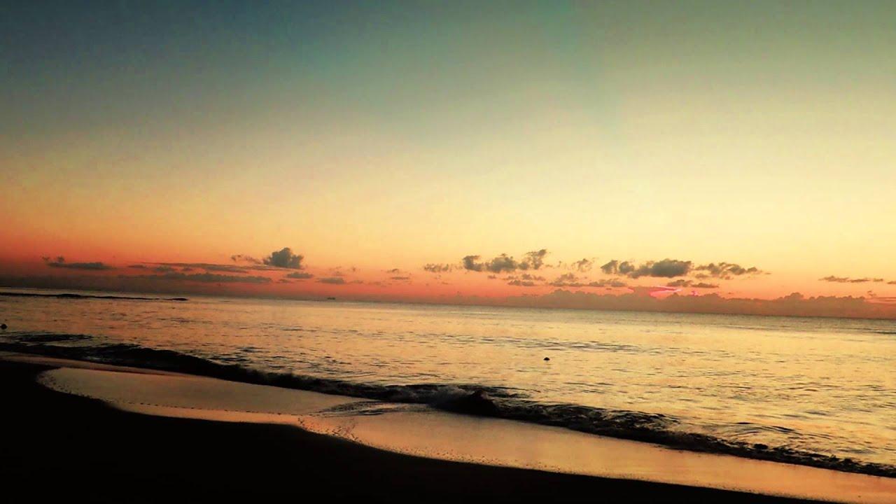 #3781 Atardecer en la playa Efecto Paisajes naturales