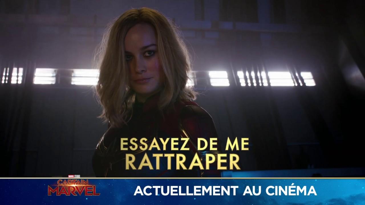 Captain Marvel - Actuellement au cinéma