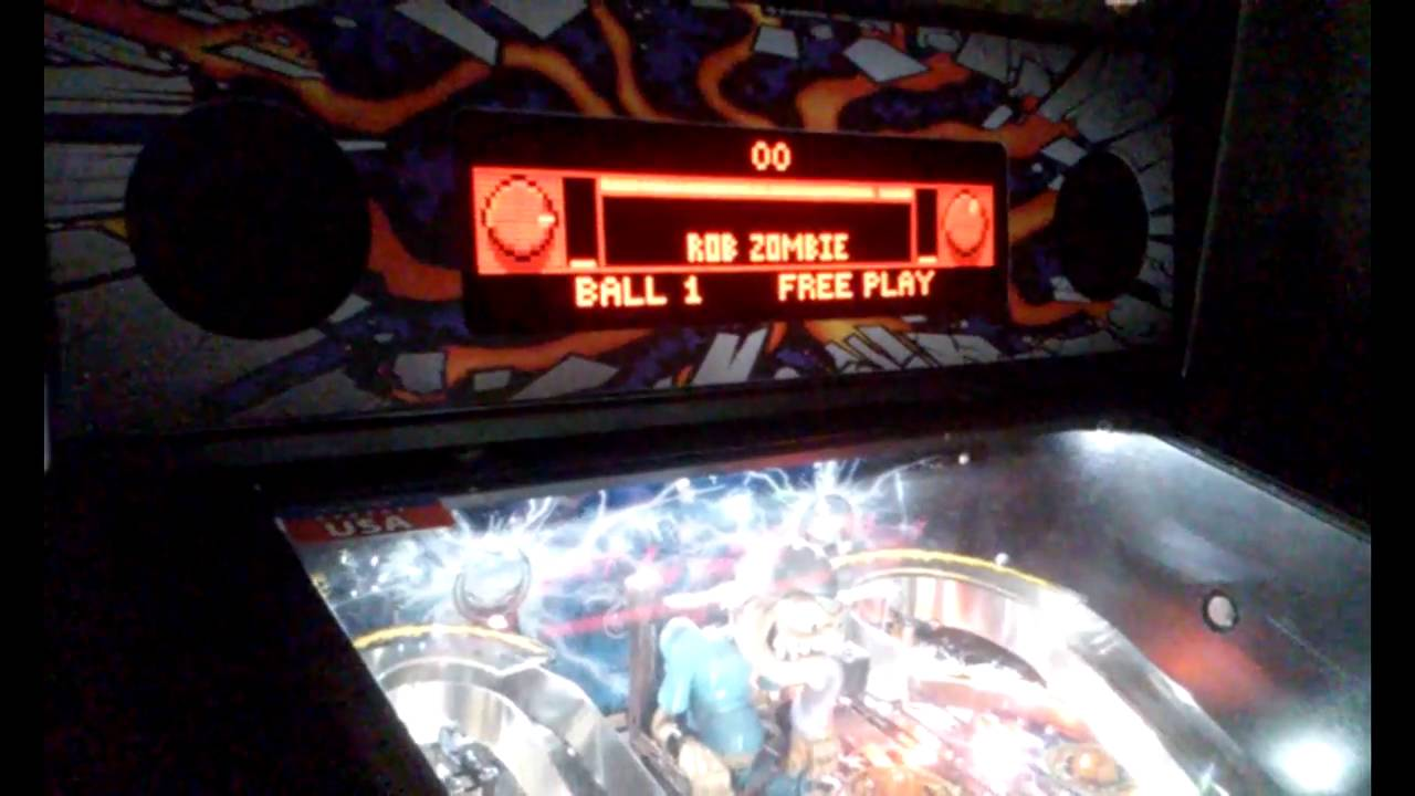 Metallica Pro music modified with Pinball browser