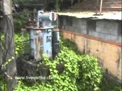 Transformer Near Bathing Ghat Punalur