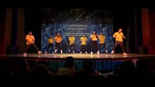 DDF DUNKAN DANCE FEST 2018 | JUVNEIL | LAS PIÑAS VARSITY