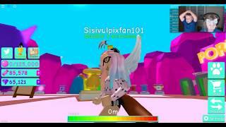 BatDad - BatKids Giocando Roblox Bubblegum Simulator!
