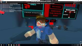 Roblox | REALISTIC MELTDOWN SEQUENCE! | Unnamed Productions Computer Core