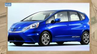 2014 Honda Fit Review -- Huntington Beach CA