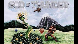 God of Thunder - Part 1: Surpent Surprise! (1993) [MS-DOS]