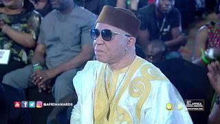 Salif Keita (Mali) wins AFRIMA 2017 Legendary Award