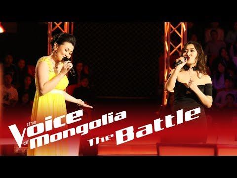 "Zoljargal vs. Battungalag - ""Chi miniih"" - The Battle - The Voice of Mongolia 2018"