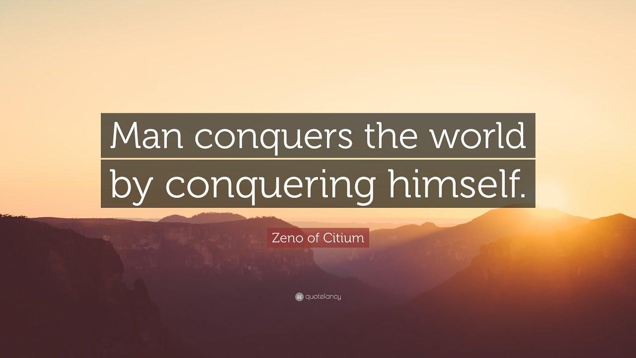 Top 10 Zeno Of Citium Quotes Youtube