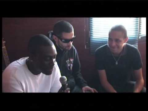 Youtube: mrik rencontre Demon One et Freddy Evans: Interview + freestyle