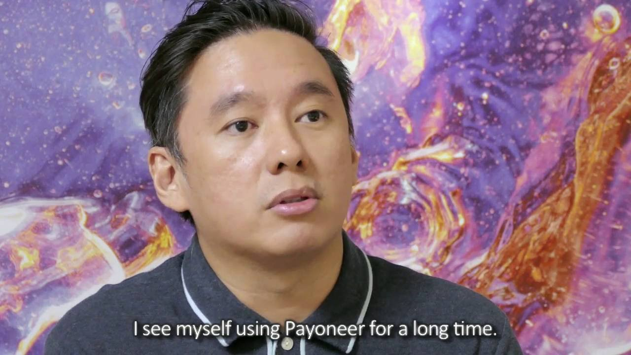 Payoneer Stories: Freelance graphic designer, AJ Dimarucot works globally in the Philippines