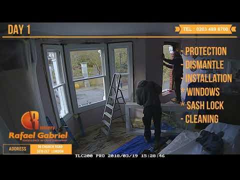 Rafael Gabriel Crystal Palace Sash Windows Supply & Installation HD