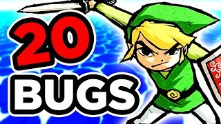 20 BUGS SUR ZELDA THE WIND WAKER [GAMECUBE]