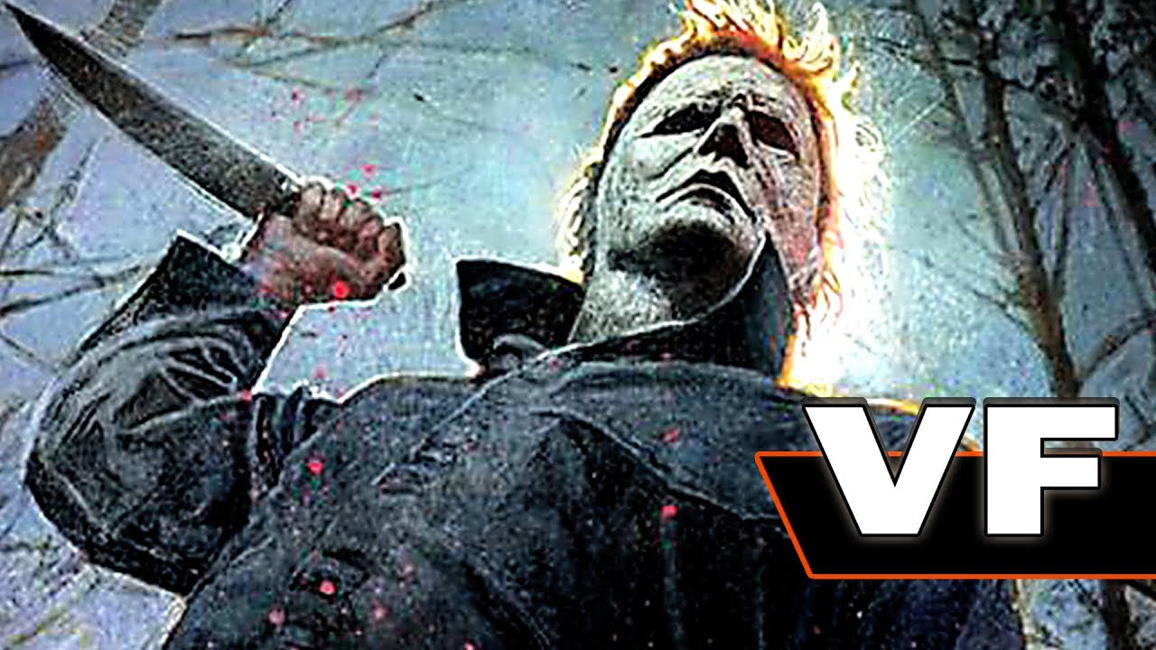 HALLOWEEN Bande Annonce VF