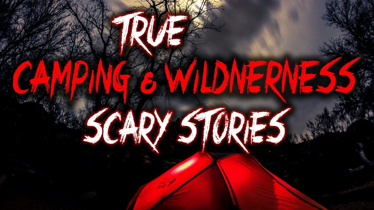 3 True Camping & Wilderness Scary Stories (Woodland Ambience)