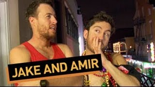 Jake and Amir: Road Trip Part 2 (New Orleans)