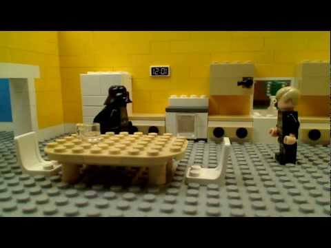 Lego Star Wars - At Home with the Skywalkers