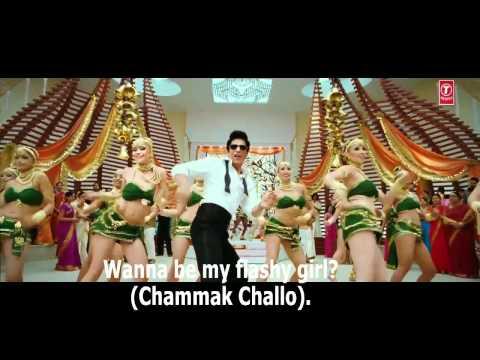 Chammak Challo - English Subtitles