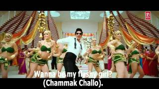 Chammak Challo - English Subtitles