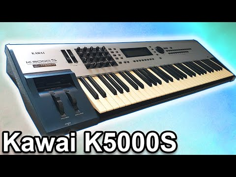 KAWAI K5000S - Sounds, Patches & Ambient Soundscapes   Synth Demo