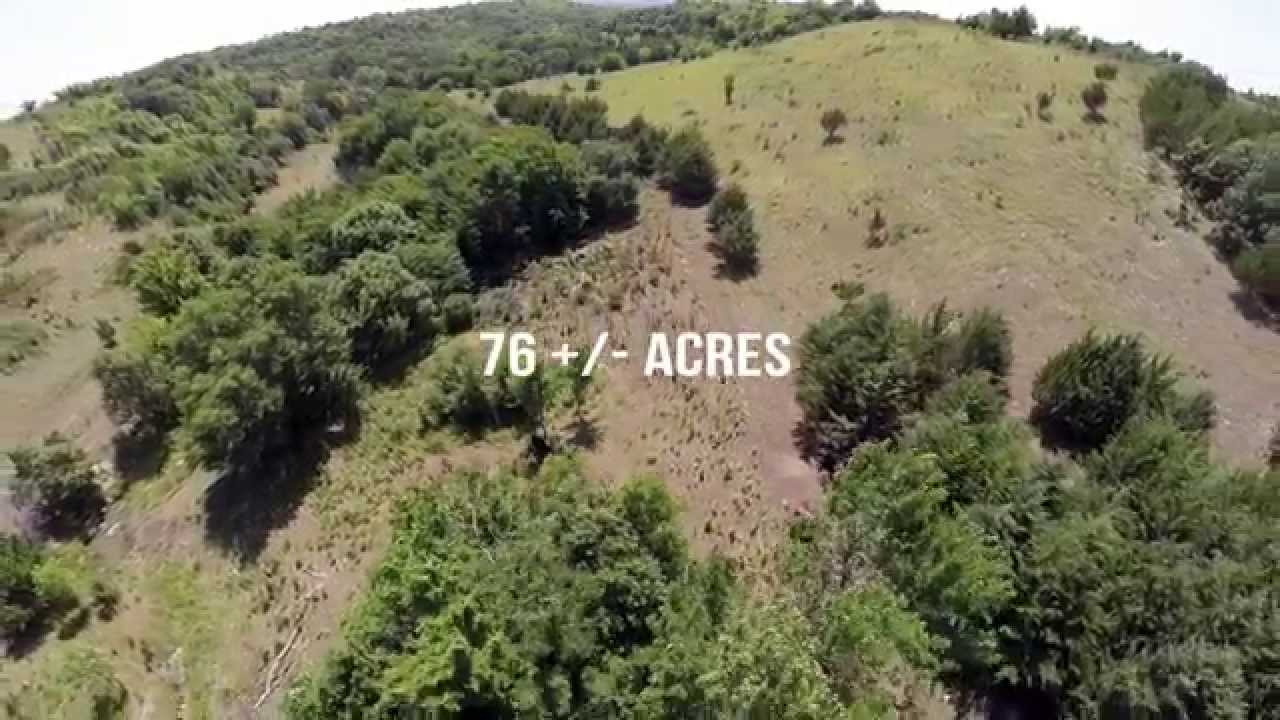 SOLD!!! 76 +/- Acres Riley County Kansas Hunting Land for Sale