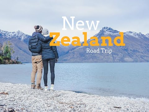 Let's Travel The World | The New Zealand Road Trip | 2016