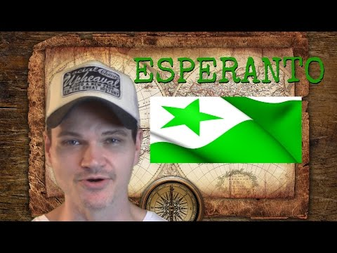 "Esperanto - The World`s Favorite ""Constructed Language"""