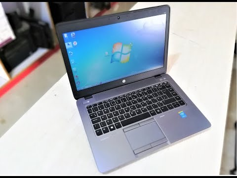 14 Inch HP Core i5 Laptop (EliteBook 840) Review & Hands On