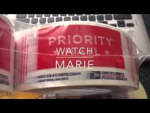 Priority Mail Shipping Tape Free From Usps Thanks