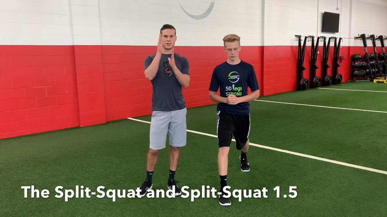 The Split Squat