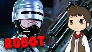 WE TRANSFORM INTO ROBOT AND PASS AN ESCAPE Roblox Robot 64
