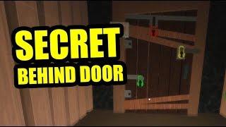 SECRET DOOR   Hello Neighbor Roblox