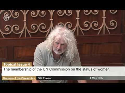 Saudi Arabia on UN commission for Status of Women