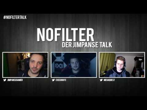 NoFilter #02 mit ExeCute & Megaquest: Battlefield 1, Titanfall 2 und CoD Infinite Warfare?