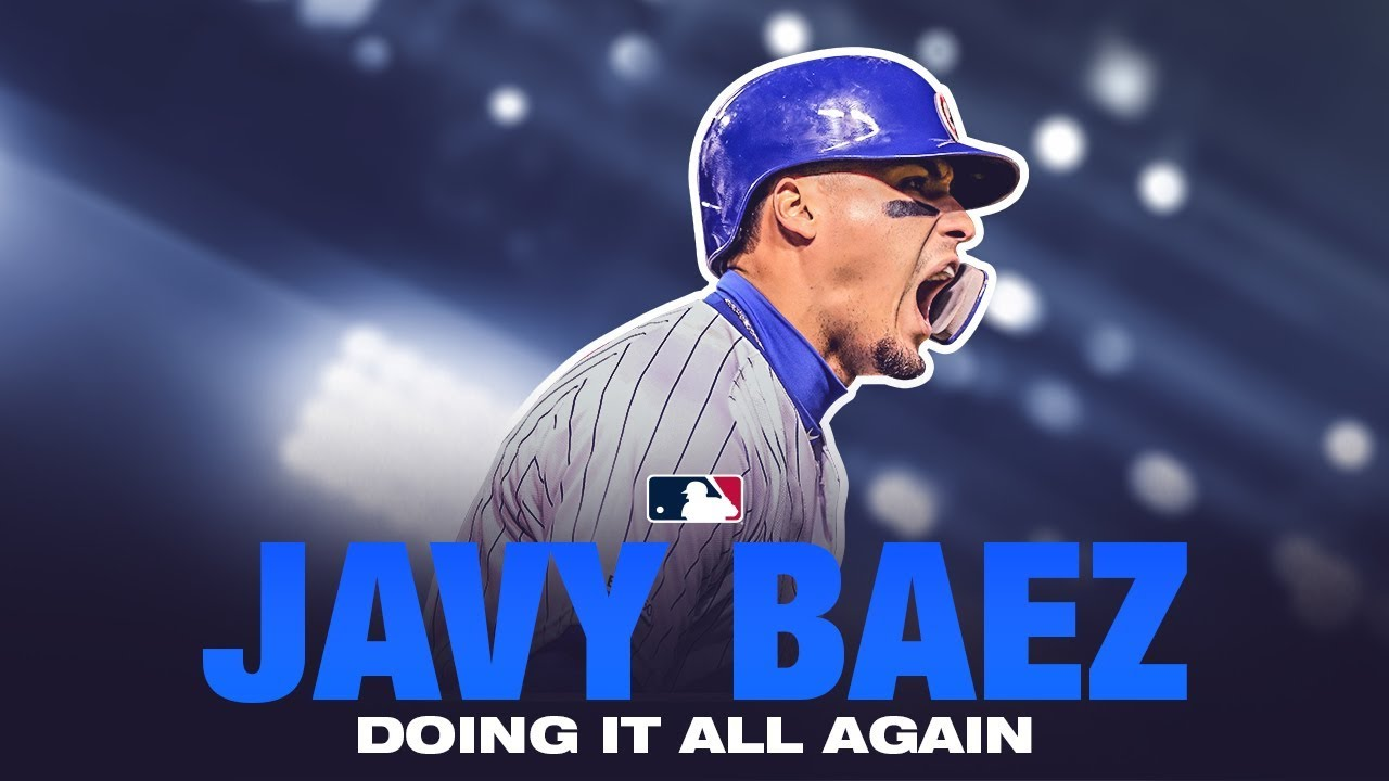 Javy Baez Dazzles In April
