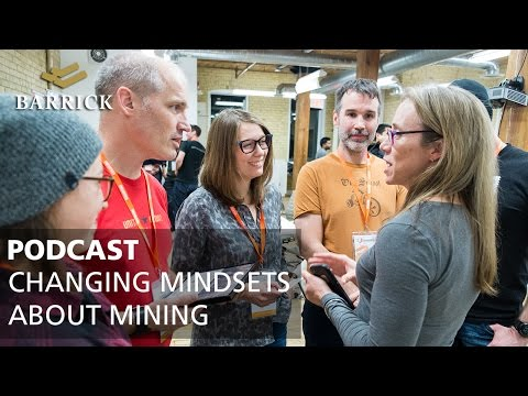 PODCAST: Changing mindsets about mining