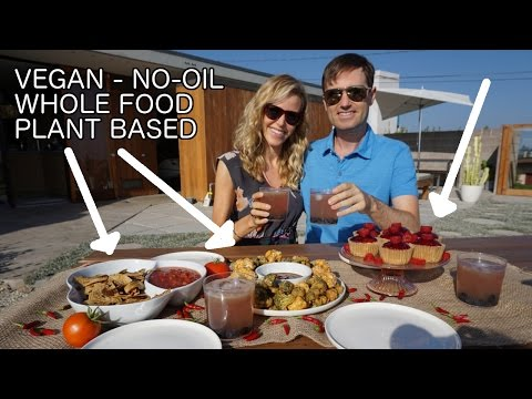 Why We Don't Eat Oil & 3 Fabulously Easy Oil-Free Recipies!