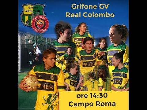 Grifone GV - Real Colombo Roma 4-2