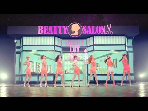 [MV] AOA - Short Hair (단발머리) No Drama/Short Version Music Video HD