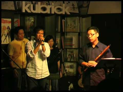 Kubrick Friday Live - Arnold Fang and Friends (par...