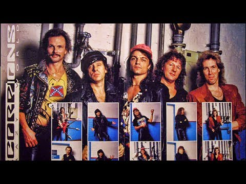 Scorpions - Live in Rotterdam, Holland 1991 - Radio broadcast -