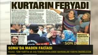 Tvnet-Manset-Ali Değermenci-Cem Kücük-14.05.2014_Soma-faciası
