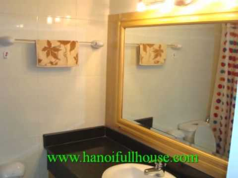 Rental an apartment with 3 bedroom in Ciputra Urban, Tay Ho dist