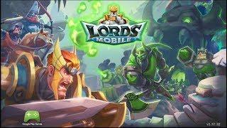 Lords mobile fight scene 8-4