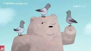 Kau sahabat We bare bears PIGEON song