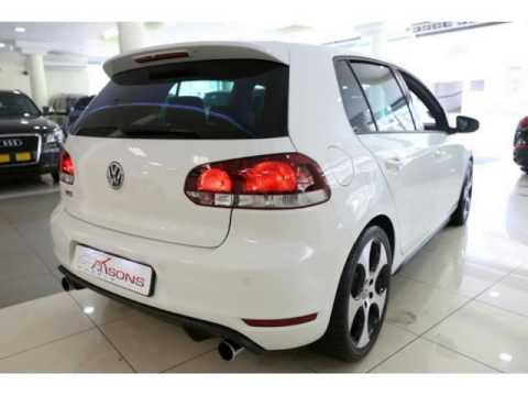 2013 volkswagen golf 6 gti dsg 5200 km auto for sale. Black Bedroom Furniture Sets. Home Design Ideas